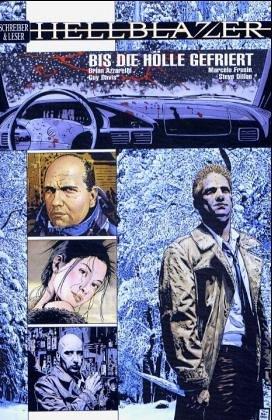 Hellblazer: Bis die Hölle gefriert Broschiert – 2005 Brian Azzarello Marcelo Frusin Schreiber & Leser 3937102094