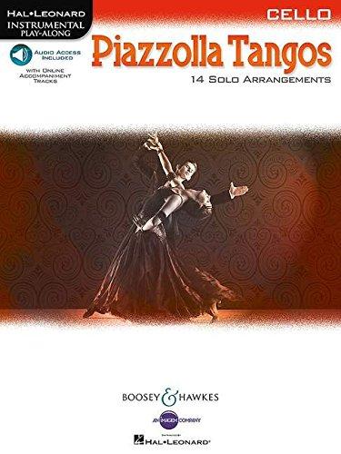 (Piazzolla Tangos: Cello (Hal Leonard Instrumental Play-along))