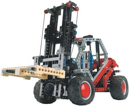 Lego Technic 8416 Forklift Amazoncouk Toys Games