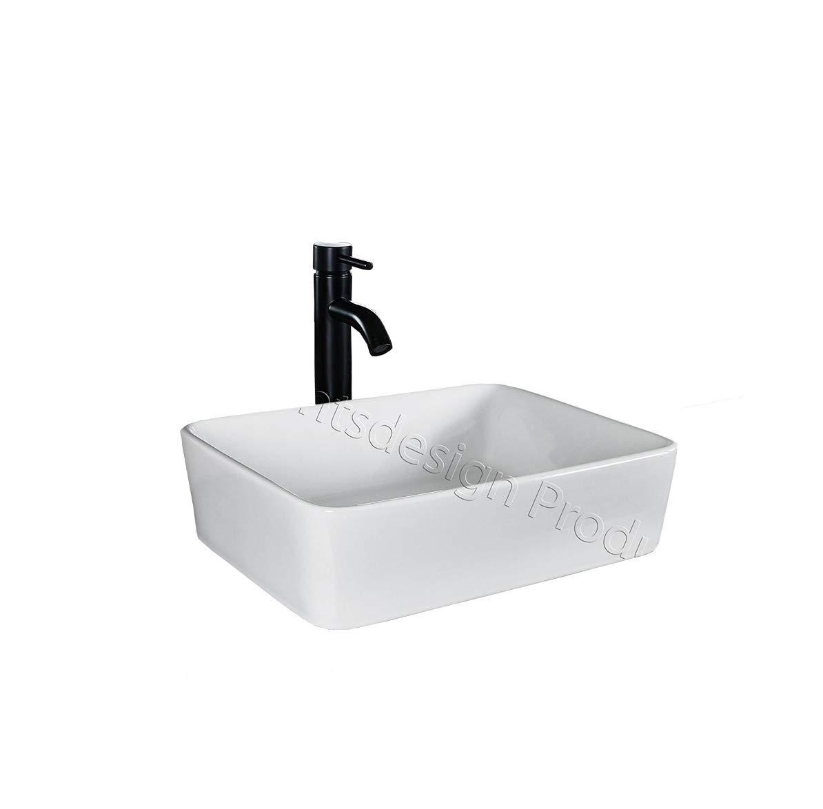 Bathroom Ceramic Porcelain Vessel Sink Cv7050e3 Oil Rubbed Bronze