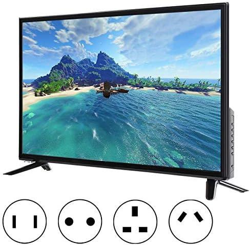 SHIJING Multifunción -32A / 3216D Negro 32 Pulgadas HD LCD Smart TV 2K Edición en línea 220V: Amazon.es: Deportes y aire libre