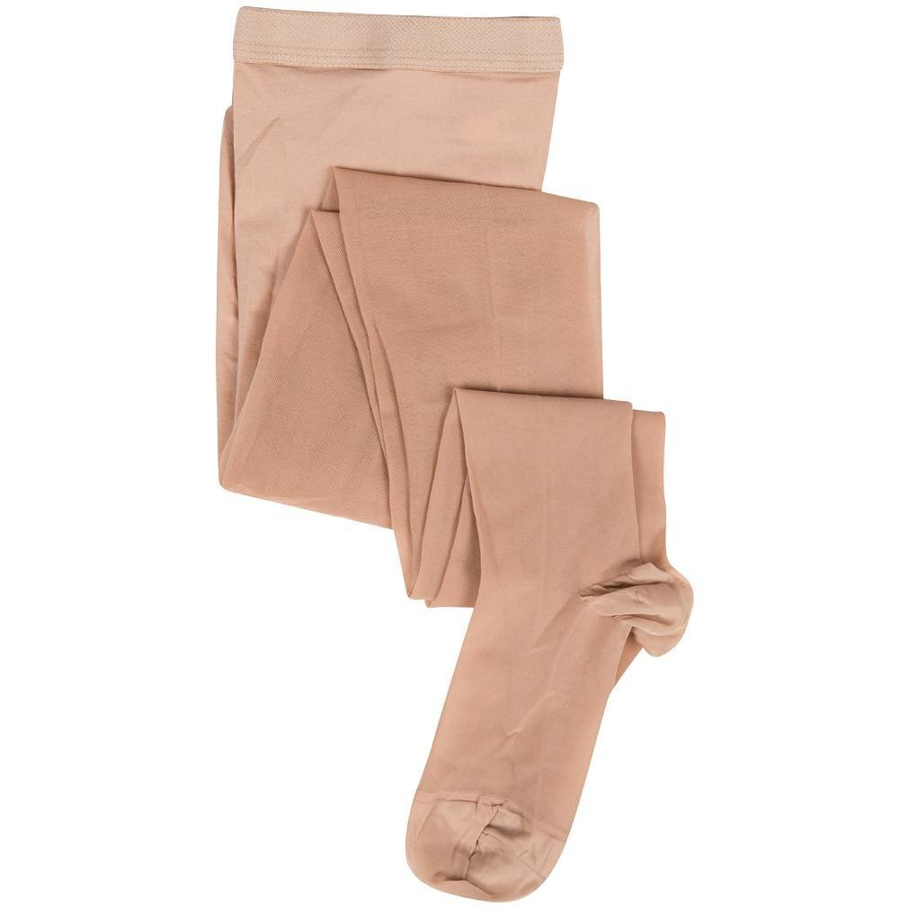 EvoNation Women's USA Compression Pantyhose 15-20 mmHg (XL, Tan Beige Nude) by EvoNation (Image #3)