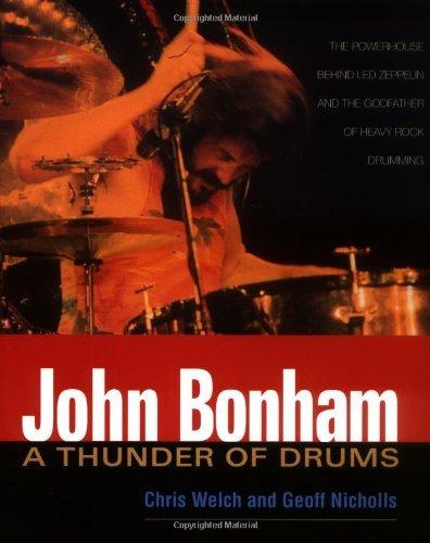 John Bonham: A Thunder of Drums (Softcover) ()