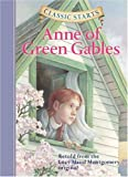 Image of By Lucy Maud Montgomery - Classic Starts: Anne of Green Gables (Classic Starts Series)