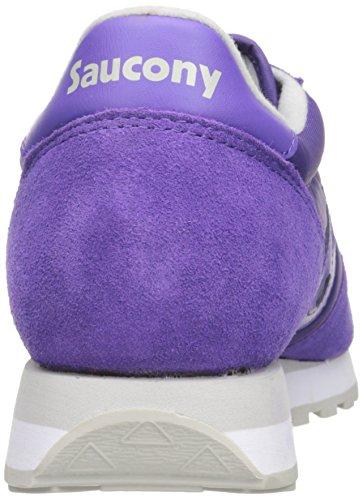 Saucony Originals Mujeres Jazz Original Sneaker Purple
