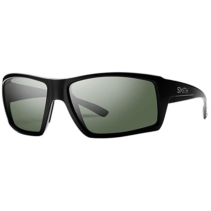Smith Challis ChromaPop - Gafas de sol (polarizadas), color negro y verde: Amazon.es: Ropa y accesorios