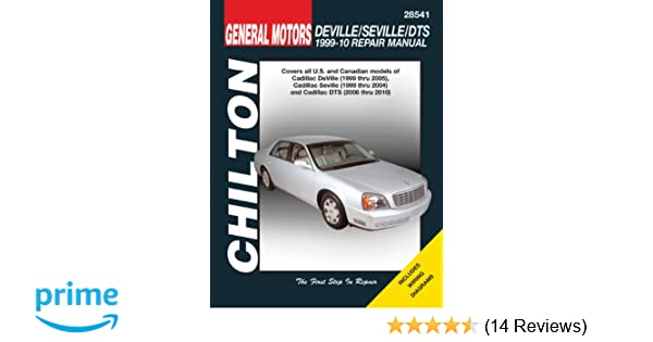 cadillac deville 99 05 seville 99 04 dts 06 10 rh amazon com 2006 Cadillac Seville 2008 Cadillac Seville