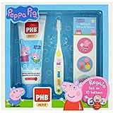 Pack PHB Petit Peppa Pig 'Su primer cepillo'