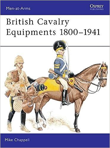 Buy British Cavalry Equipments 1800-1941: revised edition (Men-at