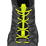 Nathan NS1170 Run Laces Safety Yellow, Safety, One Size