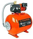 TRUPER HIDR-1/2X50 1/2 HP 11 GPM Jet Pump / Tank Systems 1/2Hp 13 Gal (50L)
