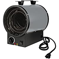 King Electric PGH2440TB 4000-watt 240-volt Garage Heater with Mounting Bracket