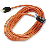 Black Box EPWR32 ALL-WEATHER SINGLE OUTLET ORANGE 25 FEET