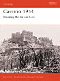 Front cover for the book Cassino 1944: Breaking the Gustav Line by Ken Ford