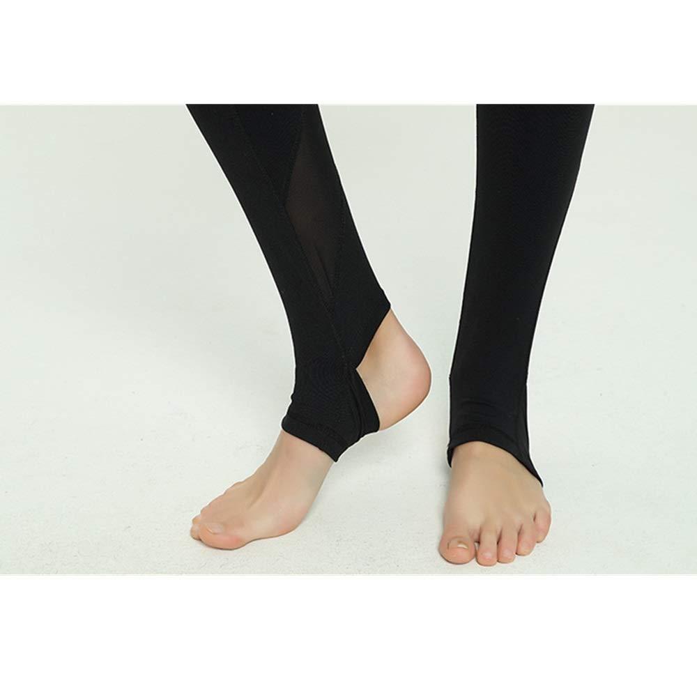 Donna BALYP Dimensione Femminile Universale Pantaloni da Yoga a Vita Alta da Donna con Pantalone da Ginnastica e Pantaloni da Ginnastica Pantaloni Stretti per Lo Yoga Colore : Purple, Size : S
