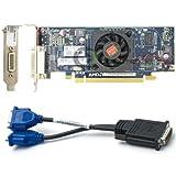 HP QK638AT Radeon 6350 Graphic Card - 512 MB DDR3 SDRAM - PCI Express 2.0 x16 - Low-profile- Smart Buy - GW6758