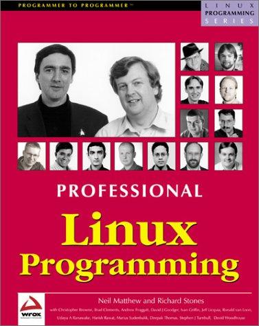 Professional Linux Programming pdf epub