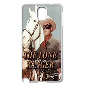 LSQDIY(R) The Lone Ranger Samsung Galaxy Note 3 N9000 Customized Case, Unique Samsung Galaxy Note 3 N9000 Durable Case The Lone Ranger