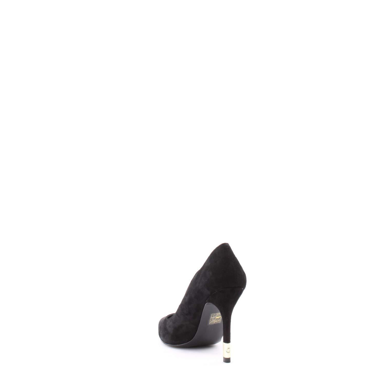 Guess Decollete Damen Schuhe Barri Punta Heel Heel Heel Cm 10,5 Suede Leather 845a00