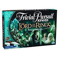 Hasbro Trivial Pursuits LOTR Edition Boardgame