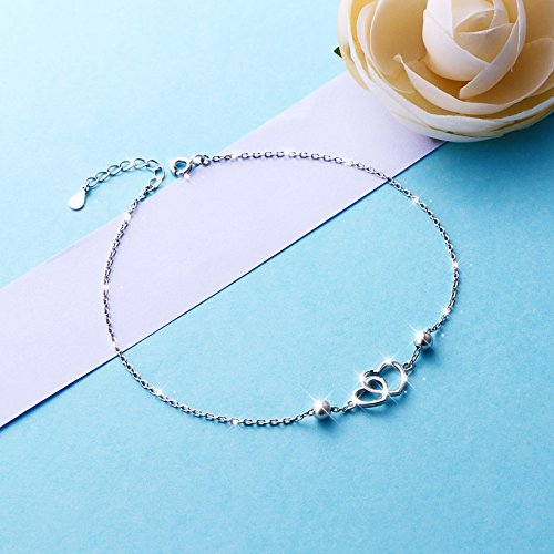 Buy childrens bracelets for girls sterling silver