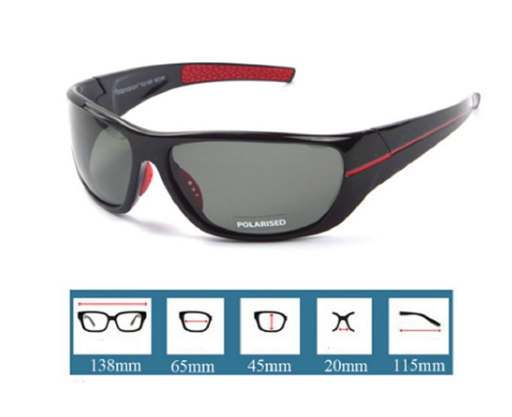 5dcab5d542 Buy NEWBOLER Sport Sunglasses Men Women Brand Designer Cycling Glasses  Fishing Sunglasses Online at Low Prices in India - Amazon.in
