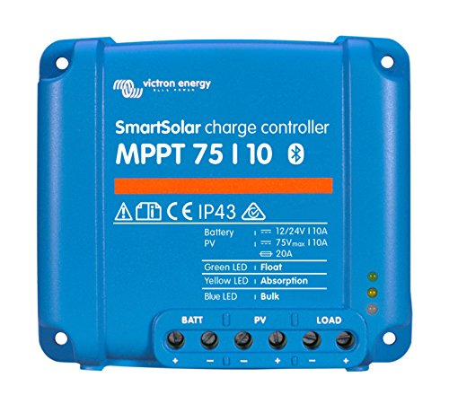 Victron SmartSolar MPPT 75/10 Solar Charge Controller 75V 10A with Bluetooth