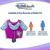 SwimSchool Swim Trainer Vest with UPF50 Shoulder