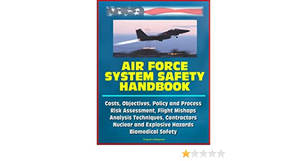 Amazon com: Air Force System Safety Handbook - Costs