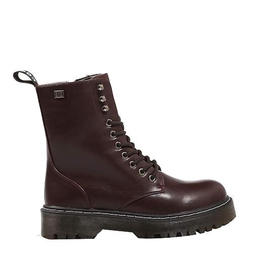 comprar popular cac83 b3230 Coolway, botín Militar Color Negro para Mujer