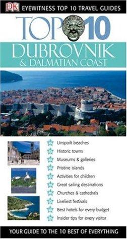 Top 10 Dubrovnik and Dalmatian Coast (Eyewitness Top 10 Travel Guide) PDF