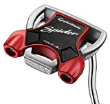 TaylorMade Spider Tour Platinum Right Hand Putter, 34""