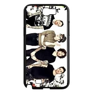 Fall out boy Samsung Galaxy N2 7100 Cell Phone Case Black
