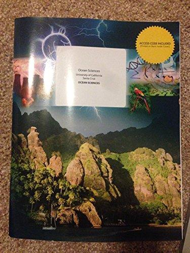 Download Ocean Science University of California Santa Cruz OCEA 001 WITH NEW ACCESS CODE pdf epub