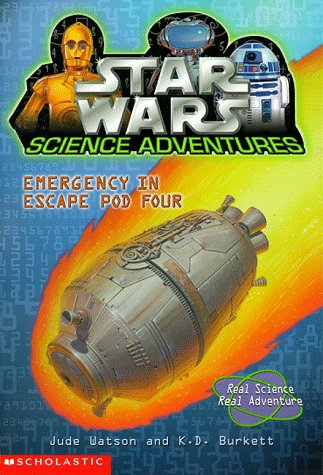 Emergency in Escape Pod Four - Book  of the Star Wars Legends