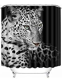 Bathroom Waterproof Shower Curtain Set   OurJoy SC 003 (2017 New Design)  Polyester