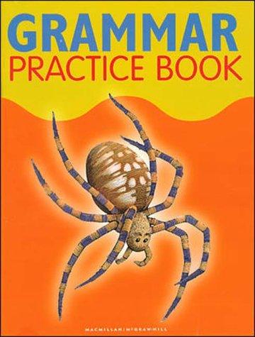 Grammar Practice Book - Grade 4 (OLDER ELEMENTARY READING)
