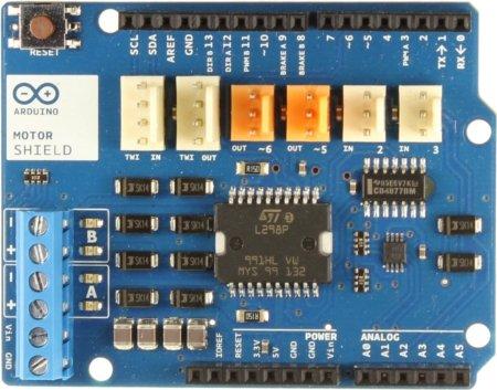 Motor Arduino