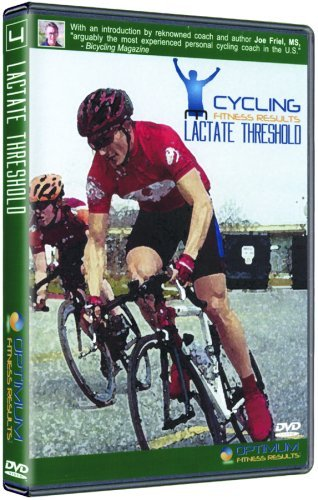 Cycling Fitness Results Vol. 4, Lactate Threshold (Cycling Fitness Results Dvd)