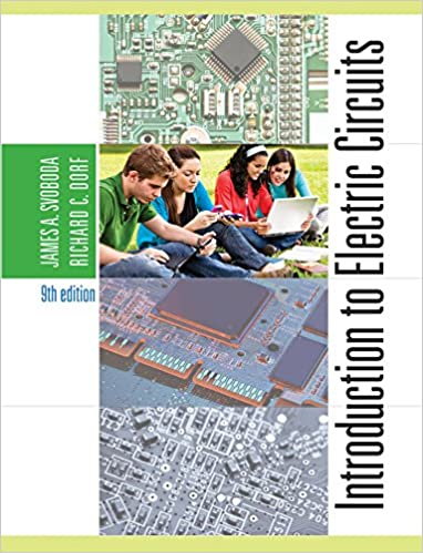 dorf introduction to electric circuits solution manual 8th