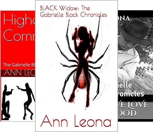 The Gabrielle Black Chronicles (4 Book Series)
