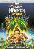Jimmy Neutron: Boy Genius Dvd [2002]