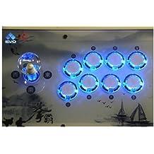 Qanba EVO Q2 LED Ps3/pc Arcade Joystick (Fightstick)