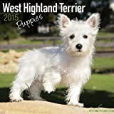 West Highland Terrier Puppies Calendar - Only Dog Breed West Highland Terrier Puppies Calendar - 2015 Wall calendars - Dog Calendars - Monthly Wall Calendar by Avonside