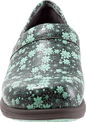 SoftWalk Frauen Meredith Clog Schwarz / Opal