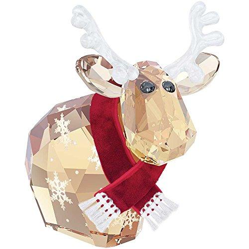 Swarovski Reindeer Mo, Limited Edition 2014 Figurine