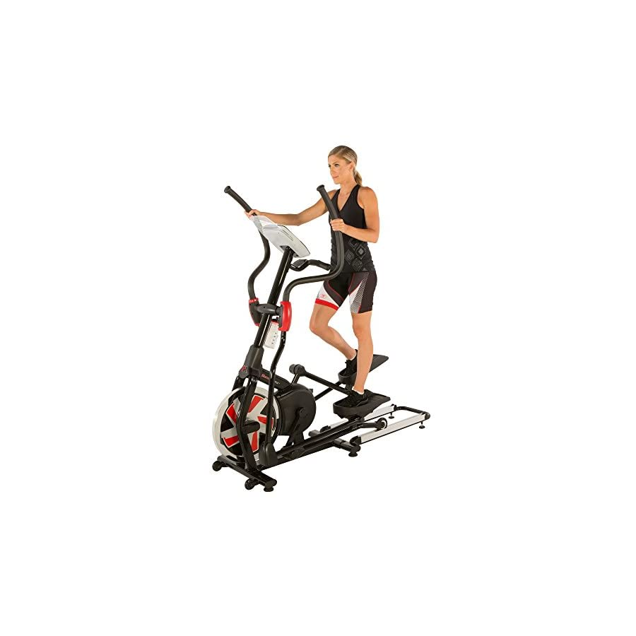 Fitness Reality 2366 X Class 710 Bluetooth Smart Technology Elliptical Trainer with Flywheel Turbo Drive