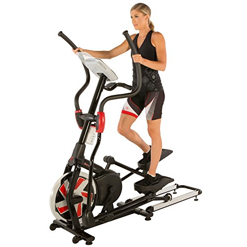 Fitness Reality X Class 710 Bluetooth Smart Technology Elliptical Trainer with Flywheel Turbo Drive