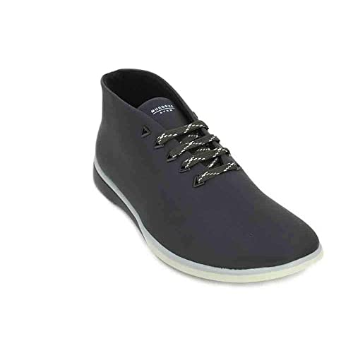Muroexe Atom Eternal Black, Zapatillas para Hombre: Amazon.es: Zapatos y complementos