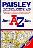 img - for A. to Z. Paisley Street Atlas (A-Z Street Atlas) book / textbook / text book